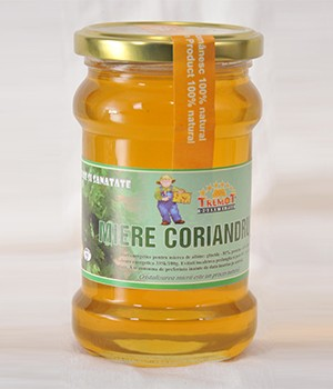 Miere de coriandru